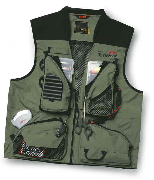 Жилет Rapala ProWear Shallows Vest купить в 1 клик